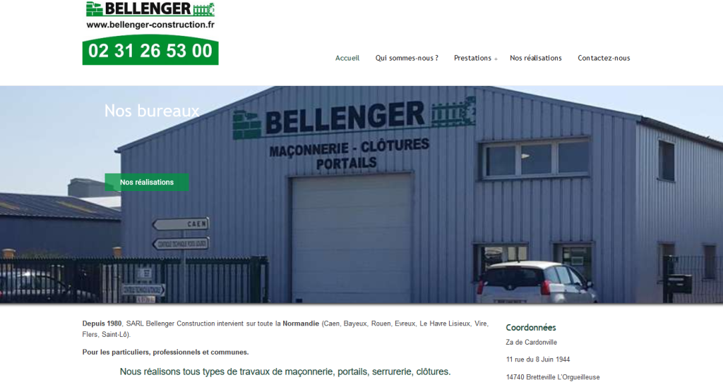 bellenger-construction